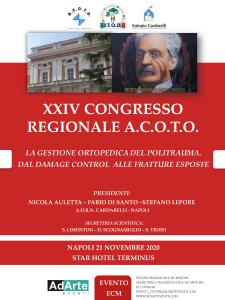 Programma congresso ACOTO